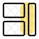Right Order Layout Icon