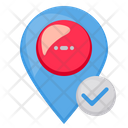 Right Position Placeholder Icon