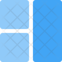 Right Sidebar Grid Icon