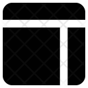 Right sidebar layout Icon