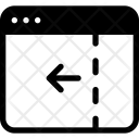 Right Sidebar Website Icon