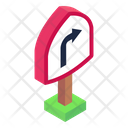 Roadboard Arrow Board Direction Board Icon