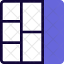 Right Sitemap Grid Icon