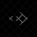Right Square Icon