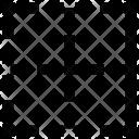 Right Table border Icon