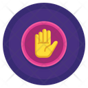 Right To Object Gdpr Right Icon