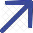 Arrow Right Bottom Icon