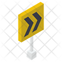 Right Traffic Sign
