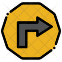 Arrow Arrow Sign Sign Board Icon