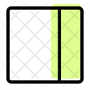 Right Vertical Grid Icon