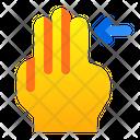 Right Arrow Three Icon