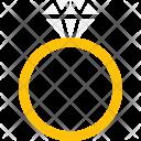 Ring Jewelry Engagemen Icon