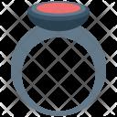 Ring Gem Jewel Icon