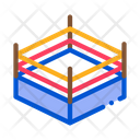 Ring Boxing Top Icon