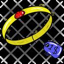 Ring Wedding Ring Gem Ring Icon