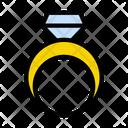 Ring Diamond Gem Icon