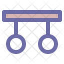 Ring Equipment Exercising Icon