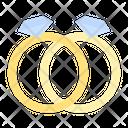 Ring Jewel Wedding Icon