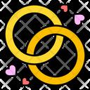 Ring Couple Ring Wedding Ring Icon