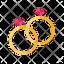 Ring Wedding Ring Love Ring Icon