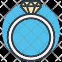 Ring Diamond Fashion Icon