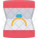 Ring Couple Love Icon