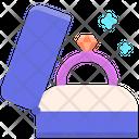 Ring Proposal Icon