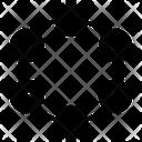 Ring Topology Icon