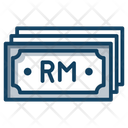 Ringgit Currency Icon