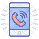 Ringing Cellphone Icon