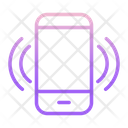 Ringing Mobile Icon