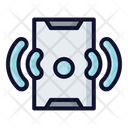 Ringing Phone Notification Alert Icon