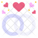 Rings Engagement Ring Wedding Ring Icon
