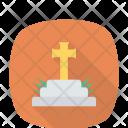 Rip Casket Death Icon