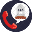 Call Rip Telephone Icon