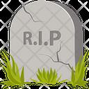 Dead Death Gravestone Icon