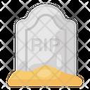 Graveyard Gravestone Tombstone Icon