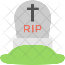 Rest Peace Rip Icon