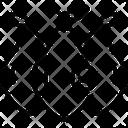 Ripe Clotted Fresh Icon