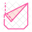 Ripped Pocket Icon