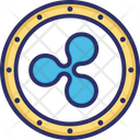 Ripple Ripple Transaction Protocol Currency Exchange Icon