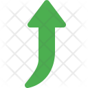 Rise Up Arrow Icon