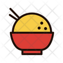 Rise Bowl Bowl Food Icon