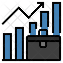 Rise Business Graph Growth Graph Growth Business Icon