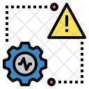 Risk Activity Danger Icon