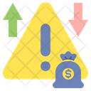 Risk Business Notification Icon