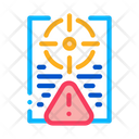 Risk Document Policy Icon