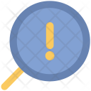 Risk Analysis Survey Icon