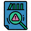 Risk Analysis Risk Business Risk Icon