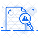 Risk Analysis Risk Evaluation Risk Assessment Icon
